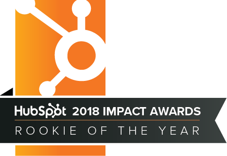 HubSpot Impact Awards Winner EMEA