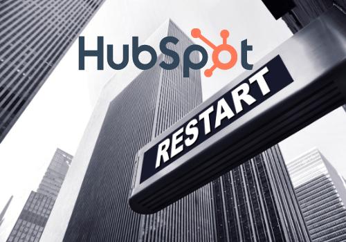 HubSpott Restart