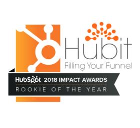 HubSpot Impact Award Hubit